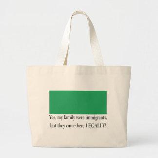Libya Jumbo Tote Bag