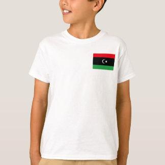 Libya National World Flag T-Shirt