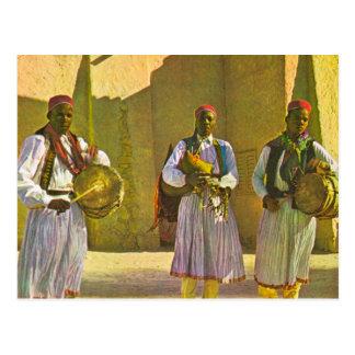 Libya, Oasis of Ghadames Postcard