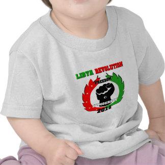 Libya Revolution Tee Shirts