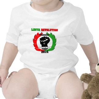Libya Revolution T Shirts