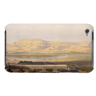 Libyan Chain of Mountains from the Temple of Luxor Barely There iPod Case