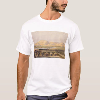 Libyan Chain of Mountains from the Temple of Luxor T-Shirt