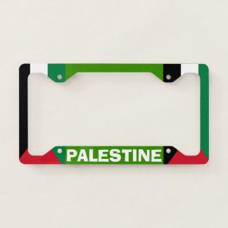 License Plate Frame Palestine