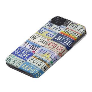 LICENSE PLATES Case-Mate iPhone 4 CASES