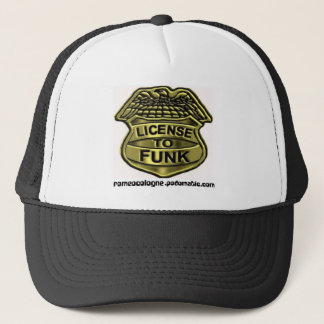 License To Funk Hat