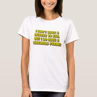 License To Kill T-Shirt