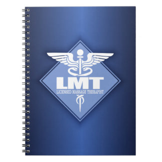 Licensed Massage Therapist Notebook