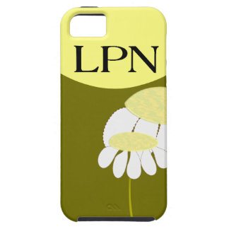Licensed Practical Nurse Daisy iPhone 5 Cover