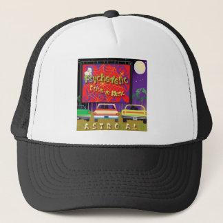 licenseplatedriveinMusic Trucker Hat