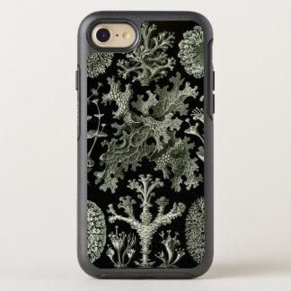 Lichen by Ernst Haeckel, Vintage Nature Plants OtterBox Symmetry iPhone 8/7 Case
