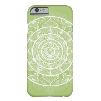 Lichen Mandala Barely There iPhone 6 Case