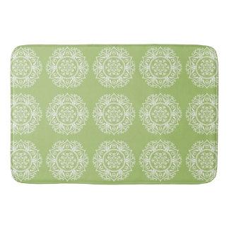 Lichen Mandala Bath Mat