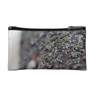 Lichen on Bark Cosmetic Bag