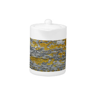 lichens on granite stone
