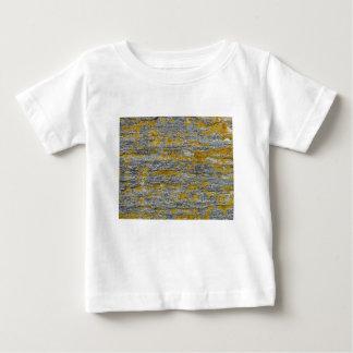 Lichens on granite stone baby T-Shirt