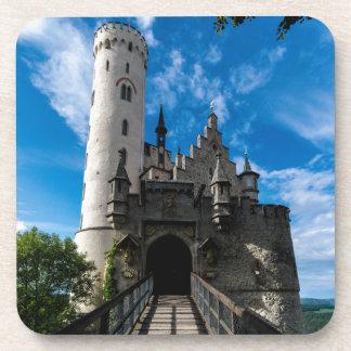Lichtenstein Castle - Baden-wurttemberg Drink Coasters