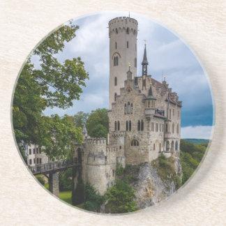 Lichtenstein Castle - Baden-wurttemberg - Germany Drink Coaster