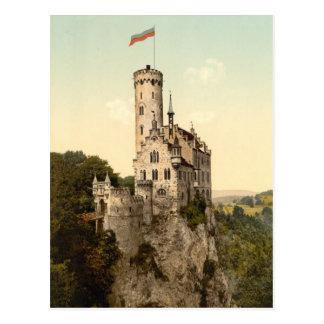 Lichtenstein Castle Postcard