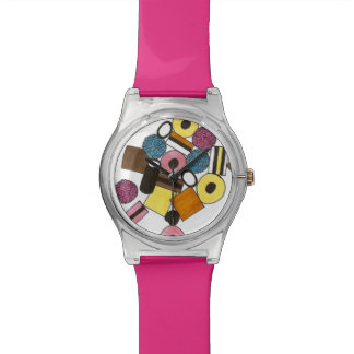 Licorice All Sorts Allsorts Candy Candies Watch