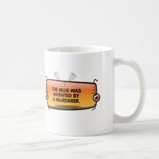 Lie Swatter Mug (Murder)