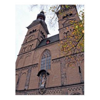 Liebfrauenkirche Koblenz, Deutschland Postcard