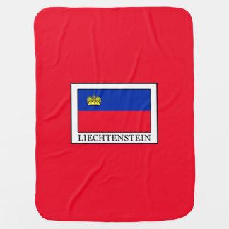 Liechtenstein Baby Blanket
