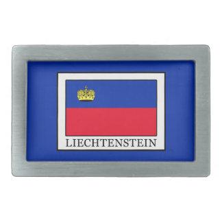 Liechtenstein Belt Buckle