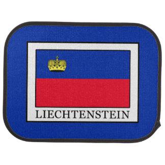 Liechtenstein Car Mat