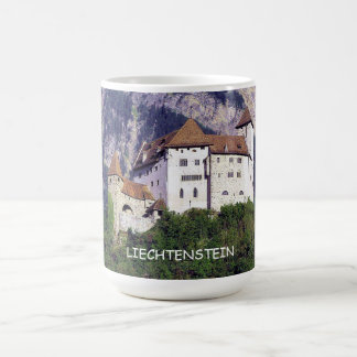 LIECHTENSTEIN COFFEE MUG