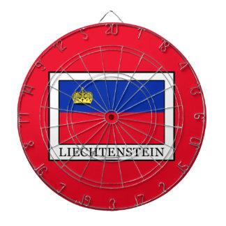 Liechtenstein Dartboard