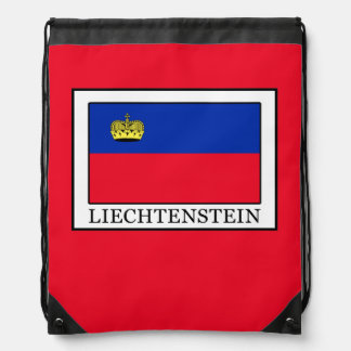 Liechtenstein Drawstring Bag