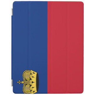 Liechtenstein Flag iPad Cover