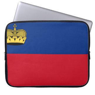 Liechtenstein Flag Laptop Sleeve