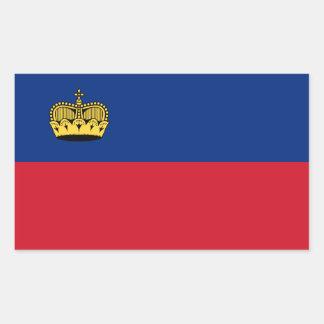 Liechtenstein/Liechtensteiner Flag Sticker