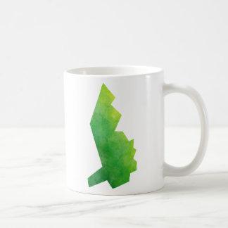 Liechtenstein Map Coffee Mug