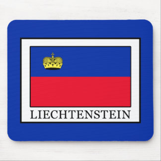 Liechtenstein Mouse Pad
