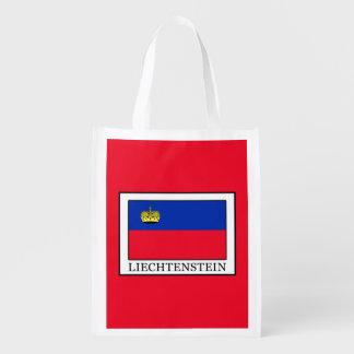 Liechtenstein Reusable Grocery Bag