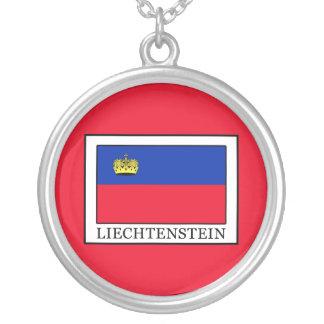 Liechtenstein Silver Plated Necklace