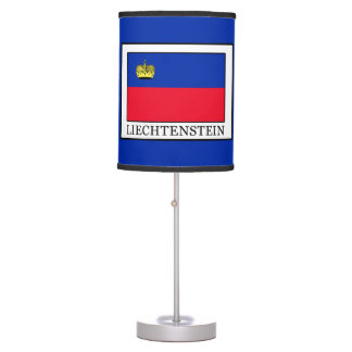Liechtenstein Table Lamp