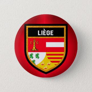 Liège Flag 2 Inch Round Button