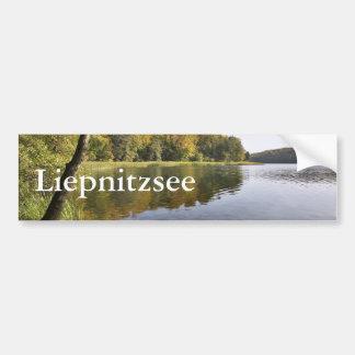 Liepnitzsee Bumper Sticker