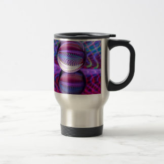 Lies in the crystal ball travel mug