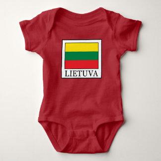 Lietuva Baby Bodysuit