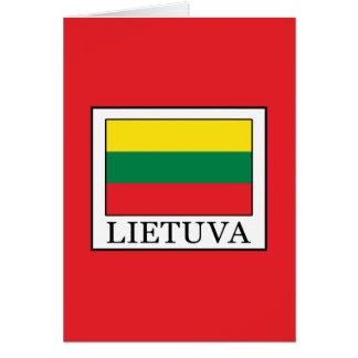 Lietuva Card