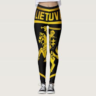 Lietuva Emblem Leggings