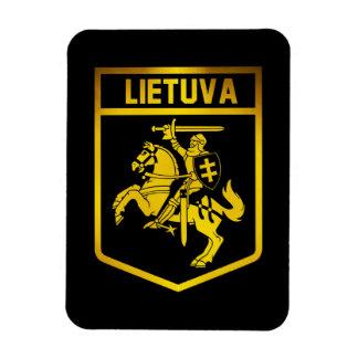 Lietuva Emblem Magnet