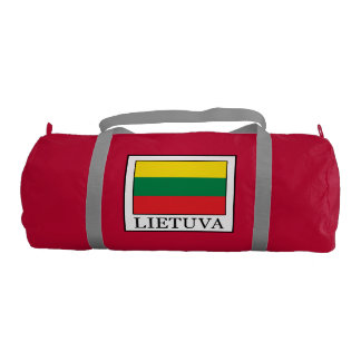 Lietuva Gym Bag