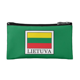 Lietuva Makeup Bag