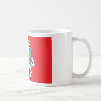 Lietuvos Valstybes Veliava, Vytis, Lithuania Flag Coffee Mug